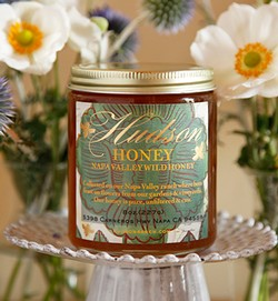 Hudson Honey 8oz